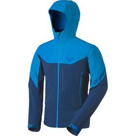 Dynafit Mercury 2 Dynastretch Jacket Men blue/turquoise